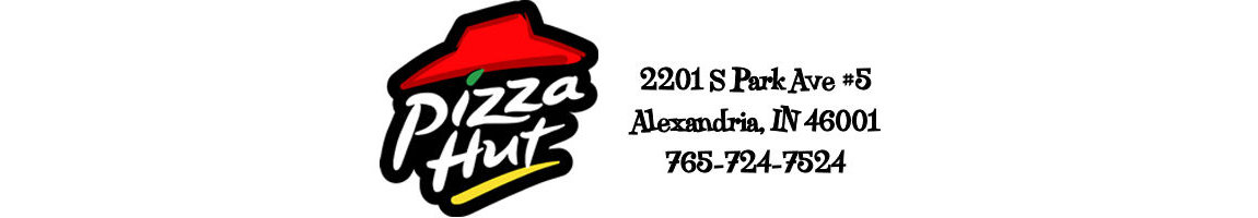 Alexandria Indiana Pizza Hut